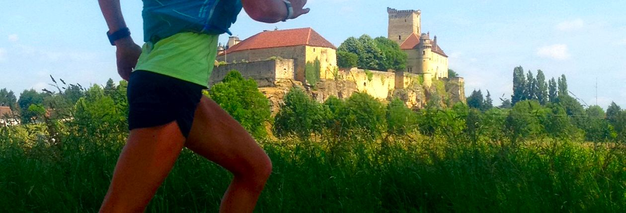 Trail Running Holidays in Dordogne, France - Chateaux