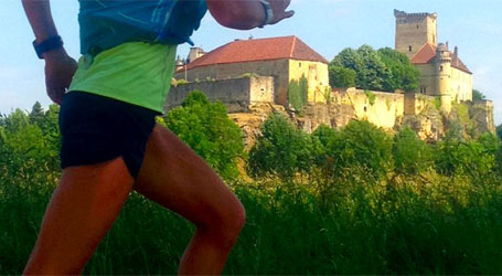 Trail Running Holidays in Dordogne, France - Food