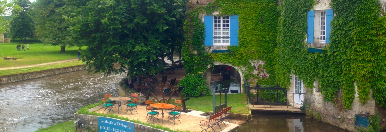 Trail Running Holidays in Dordogne, France - Brantome
