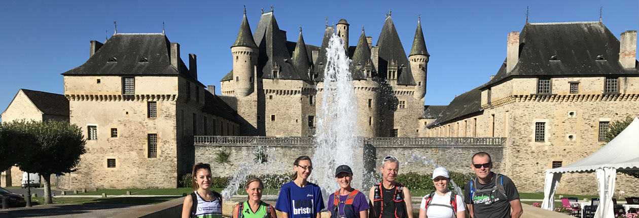 Trail Running Holidays in Dordogne, France - Training for a race