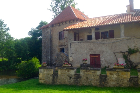 Trail Running Holidays in Dordogne, France - Old Moulin